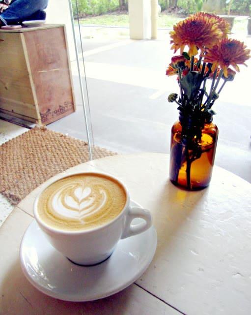 Nylon Coffee Roasters, Singapore