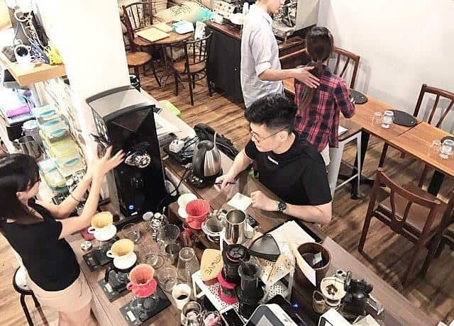 Tiong Hoe Specialty Coffee, Singapore