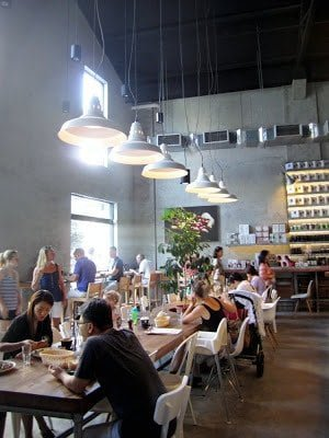Toby's Estate Coffee in Singapore