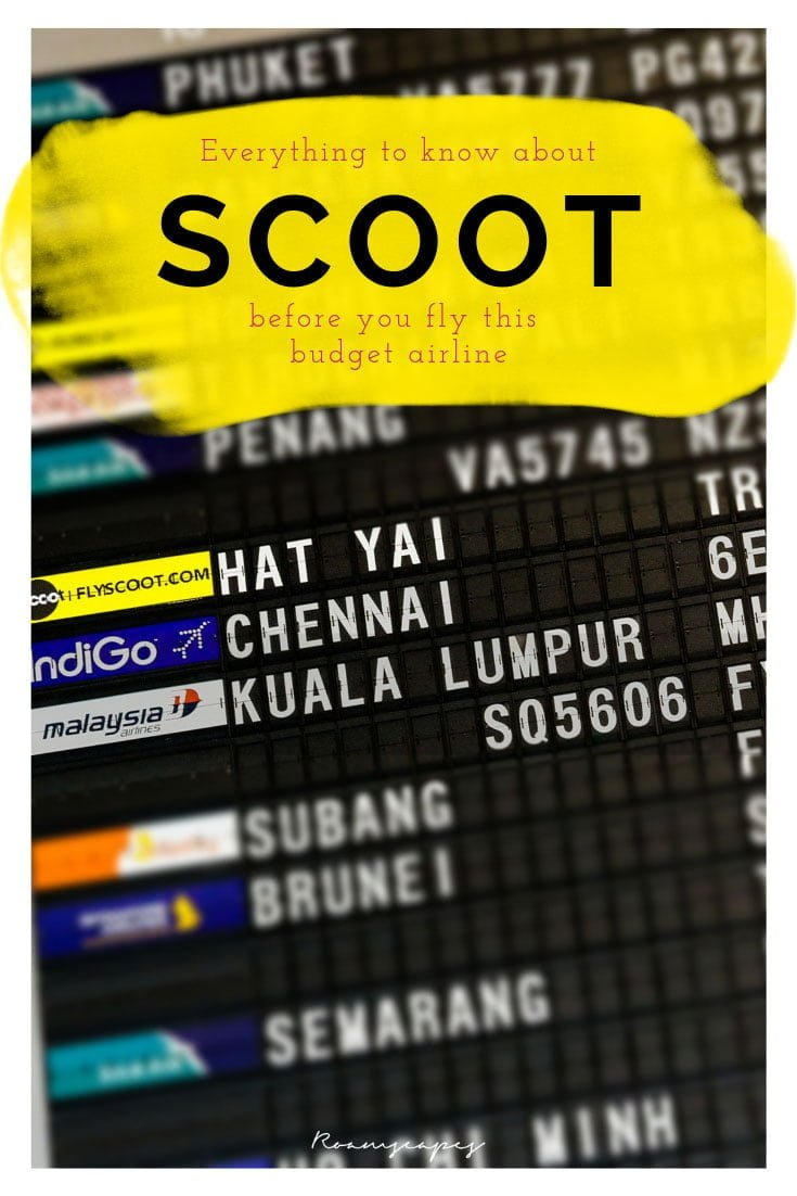 Thinking of flying with #Scoot? This detailed Scoot airlines #review will help you decide if the #budget #airline is worth your money (and sanity).