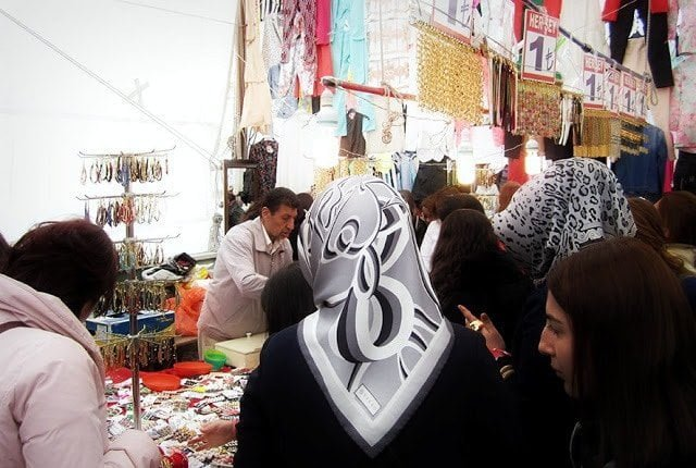 Better than the Grand Bazaar: the Beşiktaş Saturday Market