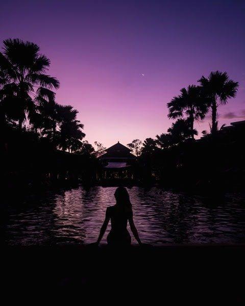 Inside a Nusa Dua resort, Bali. Photo: Tiraya Adam / Unsplash