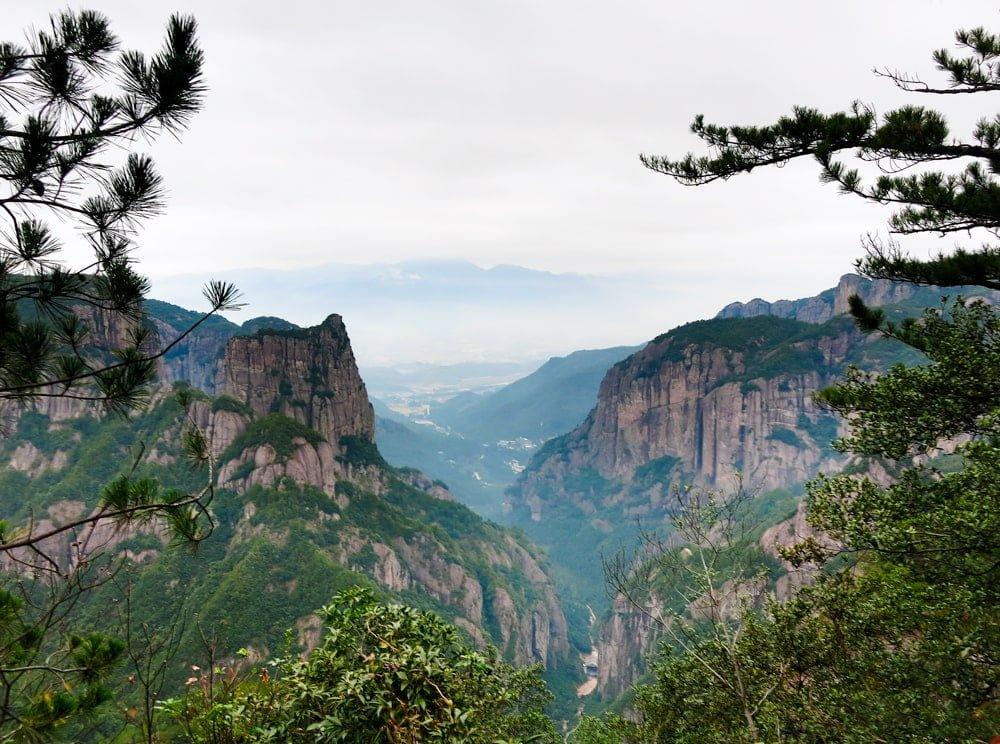 Valley at Shenxianju