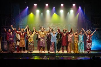 The Cast of MUD KL