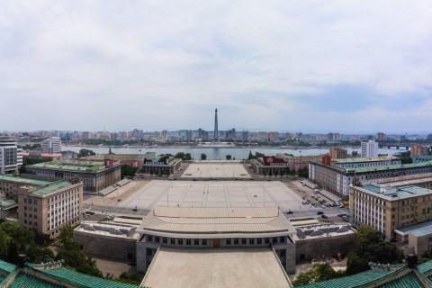 Pyongyang Panorama