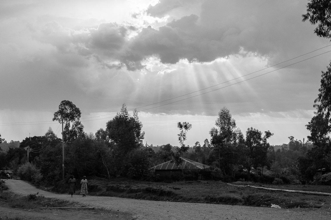 After the rain, Kima, Kenya