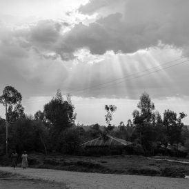 After the rain, Kima, Kenya