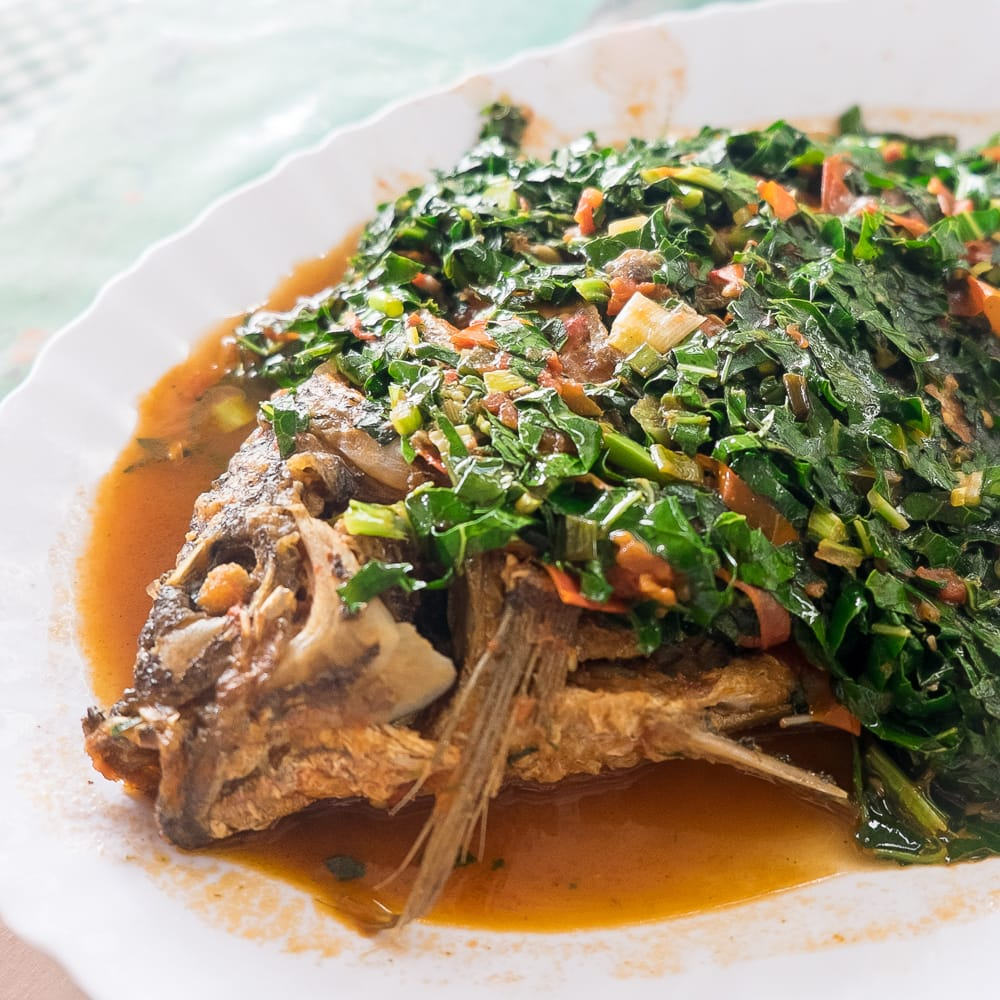 Tilapia from Lake Victoria