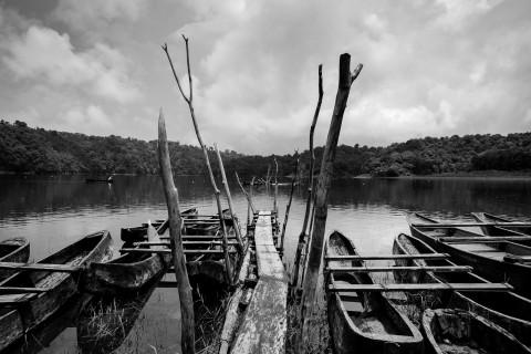 Lake Tamblingan, Bali