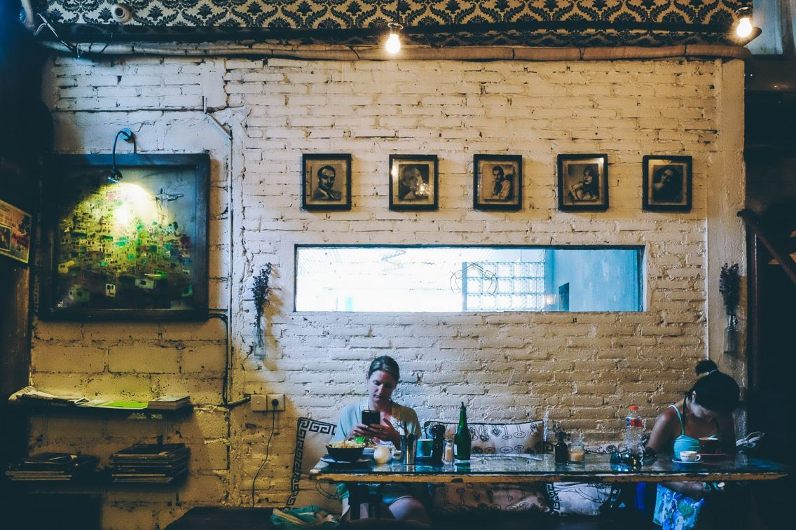 Revolver Espresso, Seminyak, Bali