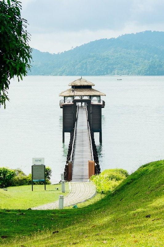 Float, The Westin Langkawi