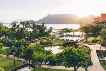 The Westin Langkawi room view