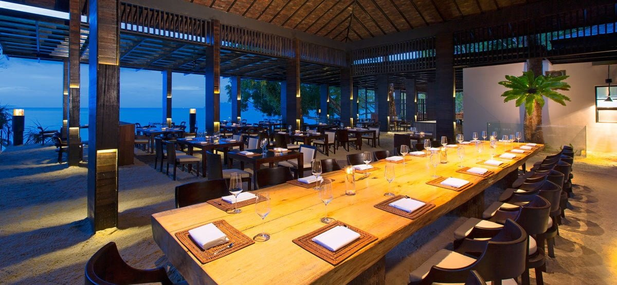 Jala Restaurant. Photo: The Andaman, A Luxury Collection Resort Langkawi