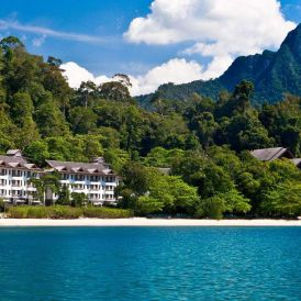 The Andaman Langkawi Resort - scenic