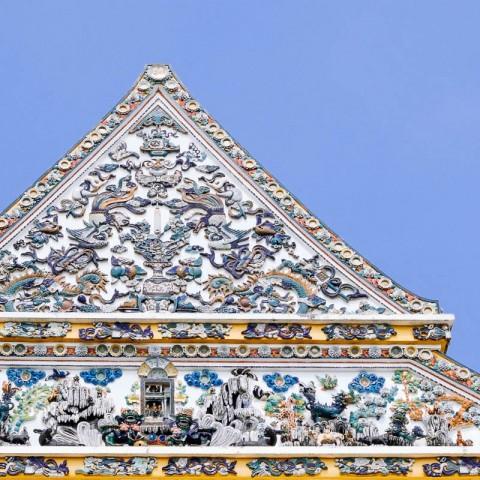 Wat Ratcha Orot, Thonbui, Bangkok