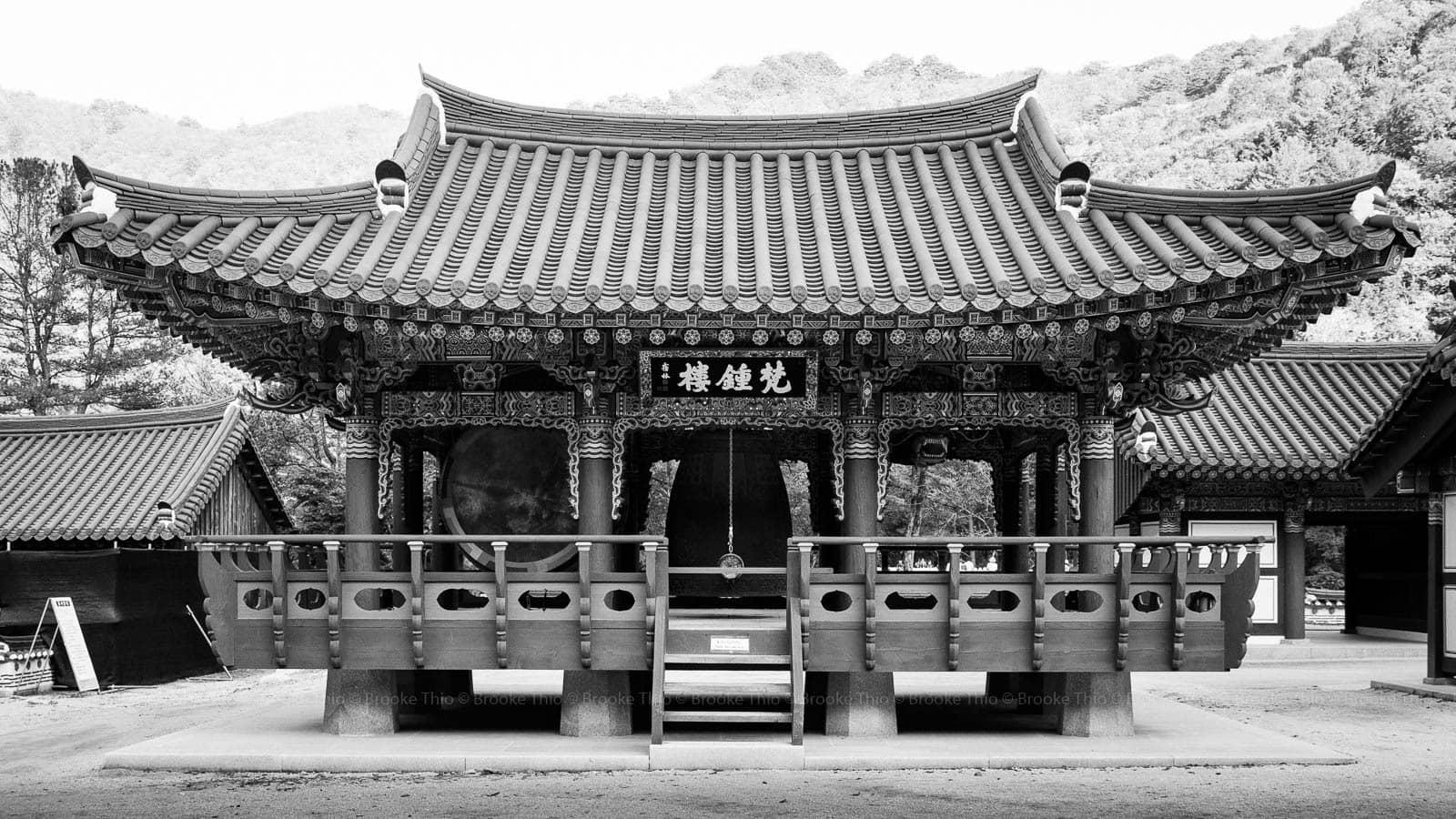 Baekdamsa Temple Bell