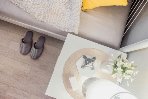 Cozy bedroom, Seoul Airbnb