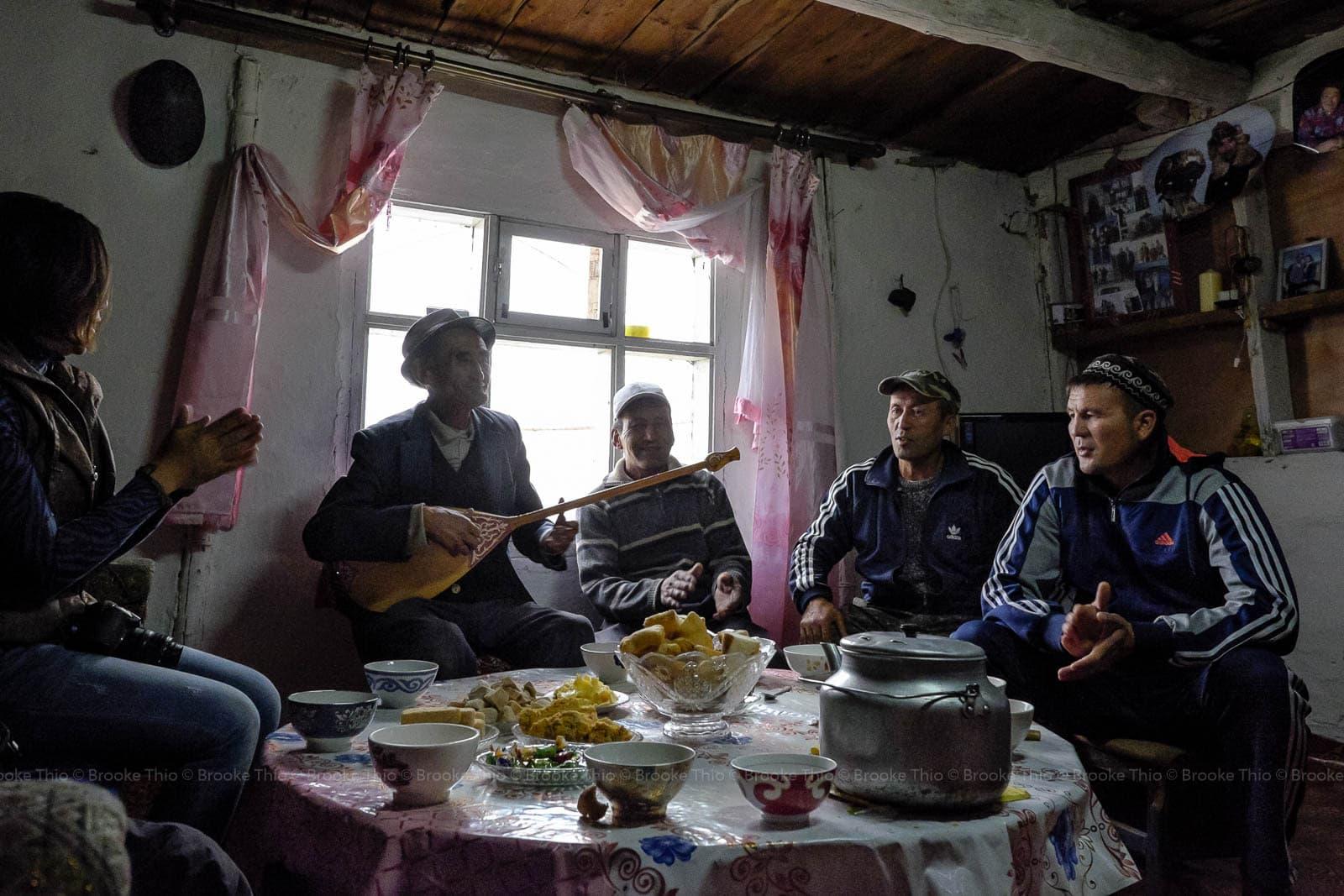 Kazakh Hospitality