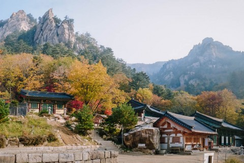 OSeAm Temple, Seoraksan