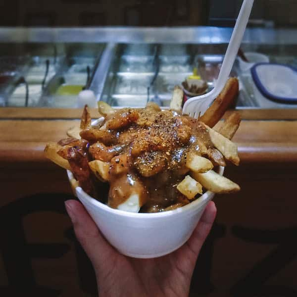 Best poutine in Vancouver: Fritz European Fry House