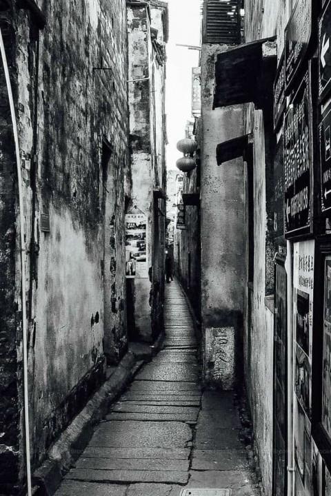 Shipi Lane in Xitang Water Town
