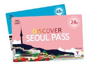 Discover Seoul Pass subway pass
