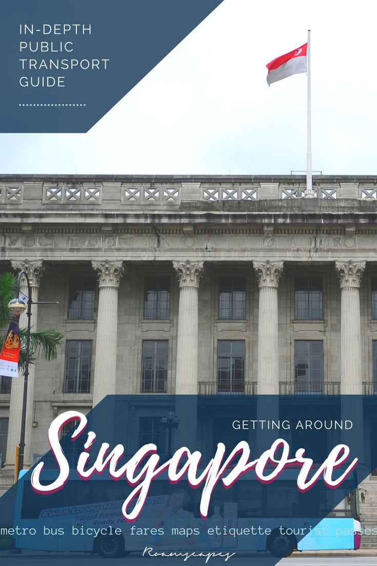 Visiting Singapore? This essential guide will answer all your questions on getting around Singapore using public transport. (It's cheaper and more convenient than you think!)