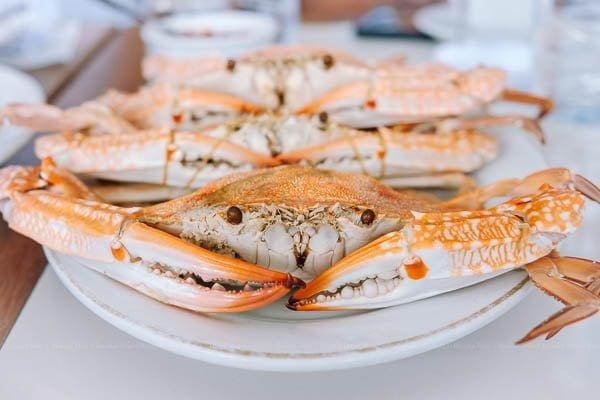 Seafood is everywhere when you visit Belitung