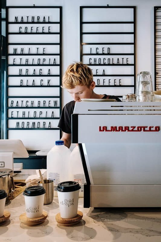 Best coffee in Melbourne: Gold Drops