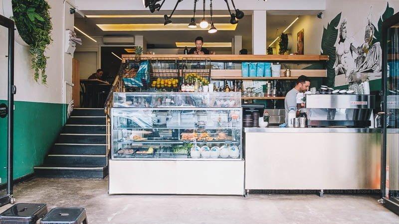 Drugstore Espresso, Melbourne