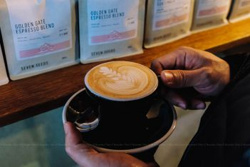 Melbourne coffee shops: Brother Baba Budan