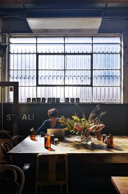 St Ali Coffee Roasters in Melbourne