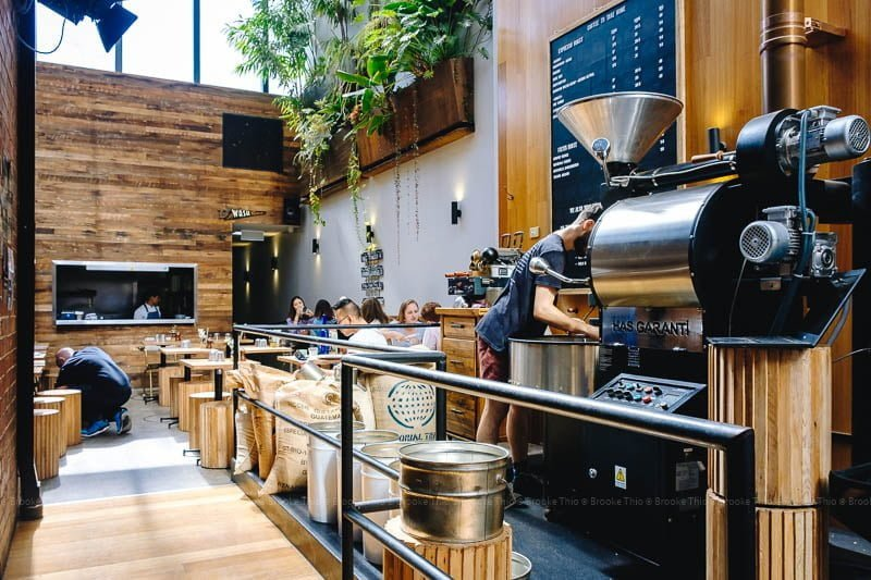 Vertue Coffee Roasters Melbourne