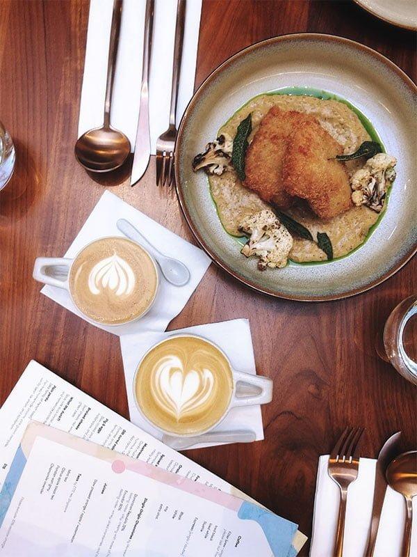 Coffee in Singapore: Bearded Bella