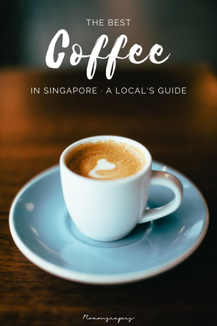 Are you a traveling coffee geek? Here's a list of the best #specialty coffee shops in Singapore, complete with attractions to check out nearby.