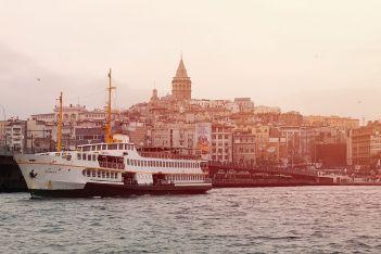 Istanbul ferry on the Bosphorus, Turkey. Photo: Emre Gencer/Unsplash