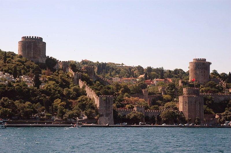 Rumeli Fortress (Rumelihisari), Istanbul. Photo: Mustafa Kayacaglayan/Pixabay