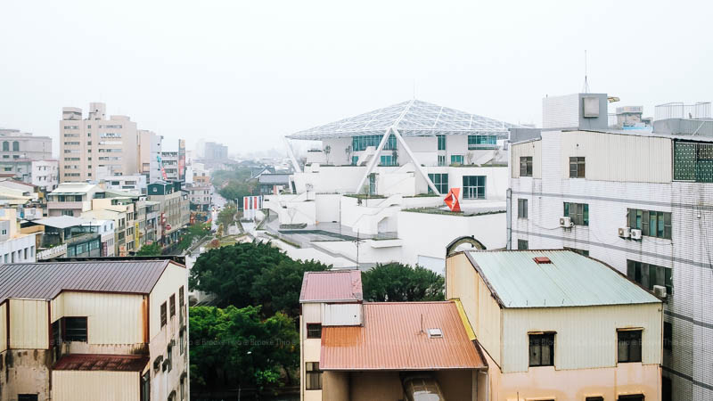 Room view of Tainan Art Museum Building 2