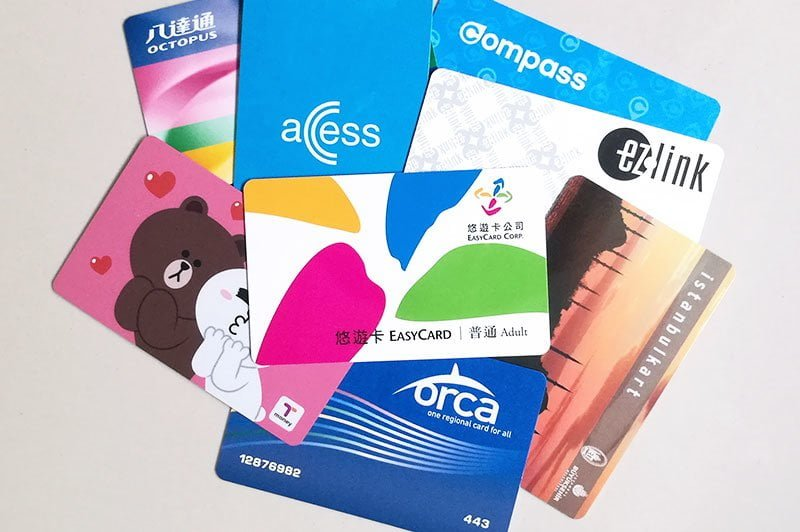 Taipei public transport guide: Easycard fare card