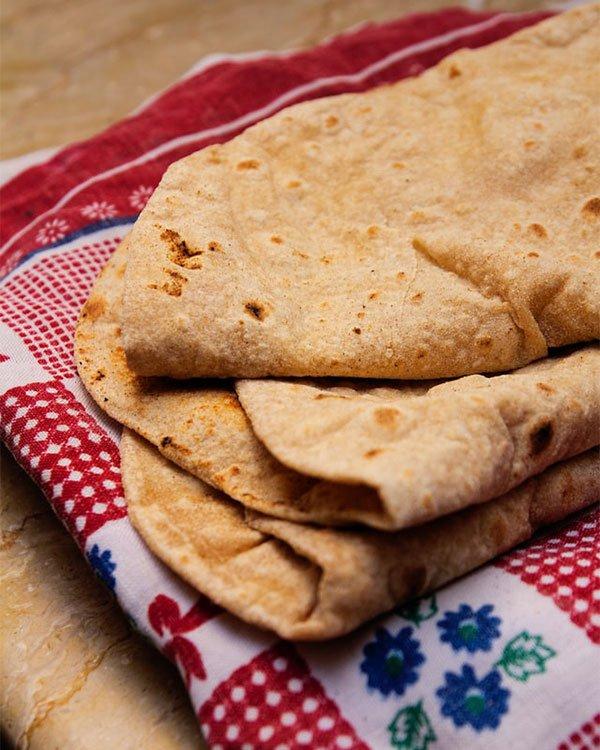 Chapati. Photo: Usman Yousaf / Unsplash